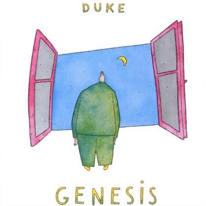 Genesis - Duke (New Version, Remastered)
