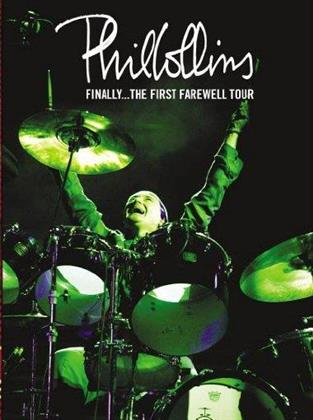 Collins Phil - Finally... The first farewell Tour - Live in Paris (2 DVDs)