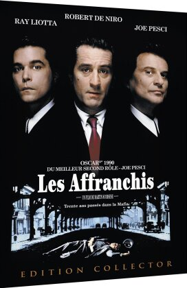 Les affranchis (1990) (Collector's Edition, 2 DVDs)