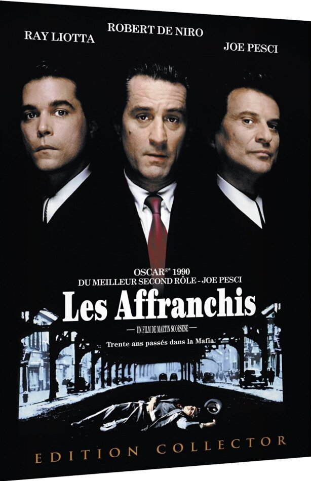 Les affranchis (1990) (Collector's Edition, 2 DVD)