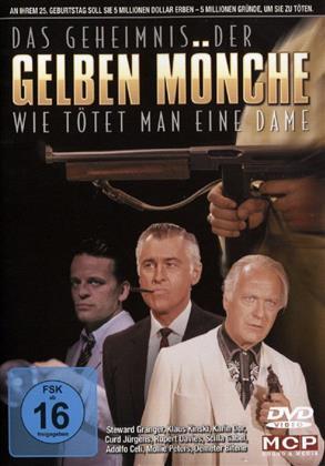 Das Geheimnis der gelben Mönche - Wie tötet man eine Dame (1966)