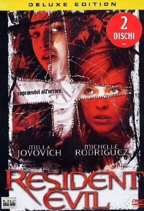 Resident Evil (2002) (Deluxe Edition)
