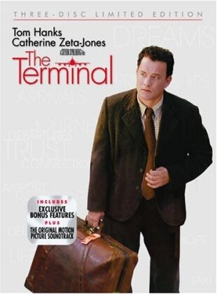 The Terminal 2004 Limited Edition 2 Dvds Cede Com
