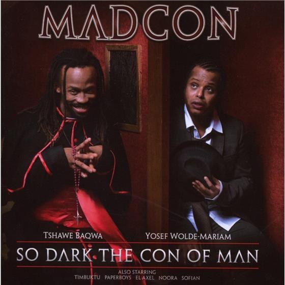 Madcon - So Dark The Con Of Man - GSA Version
