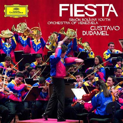 Gustavo Dudamel & --- - Fiesta