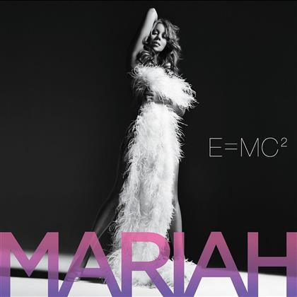Mariah Carey - E=Mc2 - Limited Ed. - I Pod Skin/Post