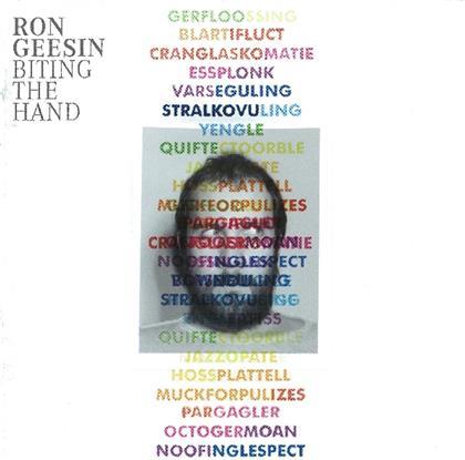 Ron Geesin - Biting The Hand