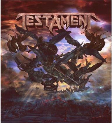 Testament - Formation Of Damnation (CD + DVD)