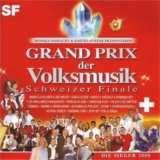 Grand Prix Der Volksmusik - Various - Grüezi Music