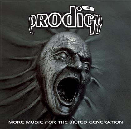 The Prodigy - More Music For The Jilted Generation (2 CDs)