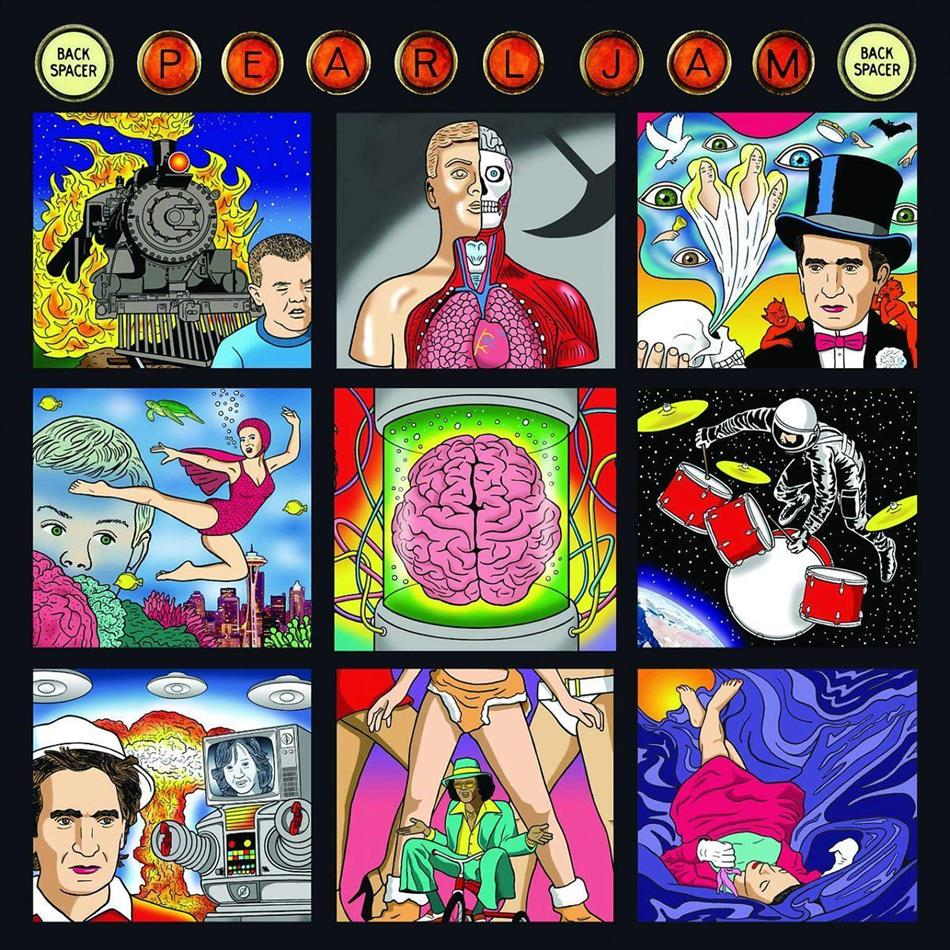 Pearl Jam - Backspacer - Deluxe/First Edition