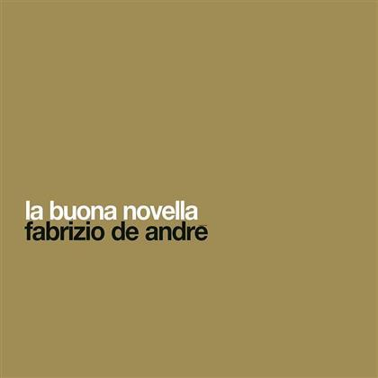 Fabrizio De Andre - La Buona Novella (Reissue, Remastered)
