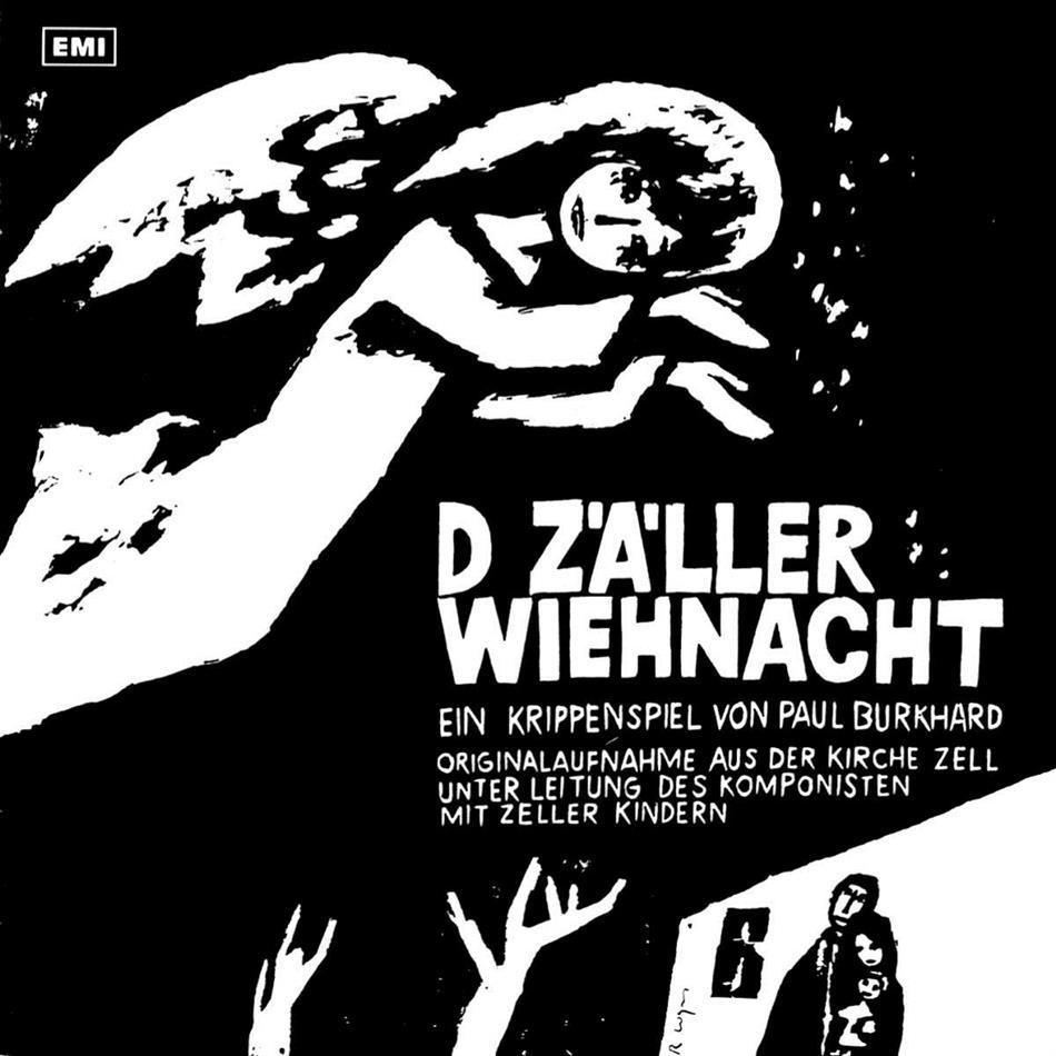 Paul Burkhard 1911 - 1977 & Paul Burkhard 1911 - 1977 - D Zäller Wiehnacht - Re-Release