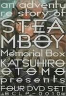 Steamboy - (Memorial Box 4 DVD) (2004)