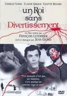 Un roi sans divertissement (1963)