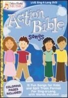 Various Artists - Action bible songs - Golden Books Music
