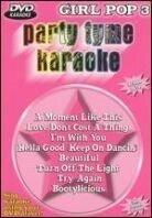 Party Tyme Karaoke - Girl pop 3