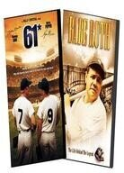 61* (2001) / Babe Ruth (1998) (2 DVDs)