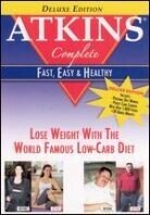 Atkins complete - It's fast, easy and healthy (Deluxe Edition)