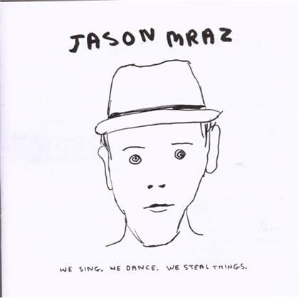 Jason Mraz - We Sing, We Dance, We Steal - Jewelcase