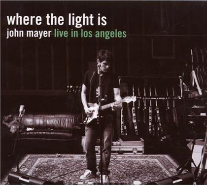 John Mayer - Where The Light Is - Live (Digipack, 2 CDs)