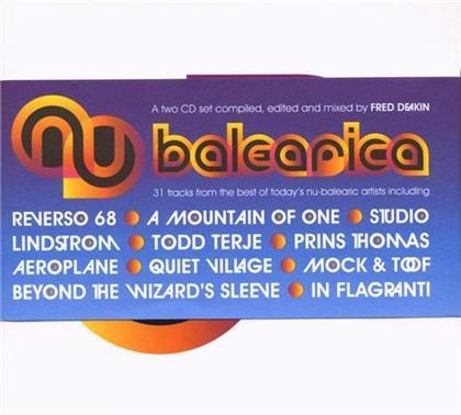 Fred Deakin (Lemon Jelly) - Nu Balearica (Mixed By) (2 CDs)