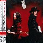 The White Stripes - Get Behind Me Satan - & 2 Bonustracks (Japan Edition, CD + DVD)