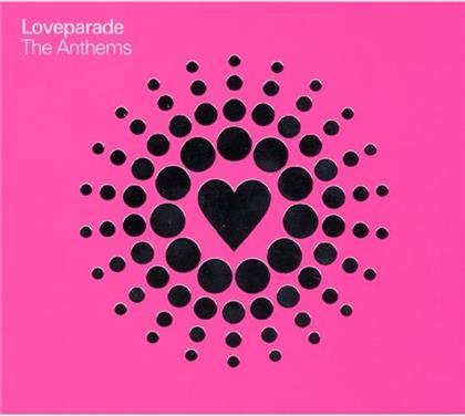 Love Parade - Various - Anthems (3 CDs)