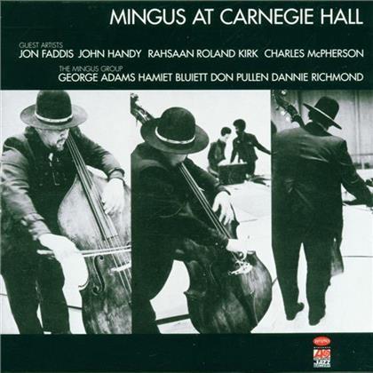 Charles Mingus - At Carnegie Hall (cd on demand)