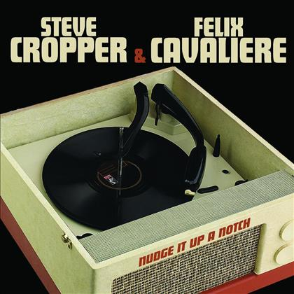 Steve Cropper (The Blues Brothers) & Felix Cavaliere - Nudge It Up A Notch