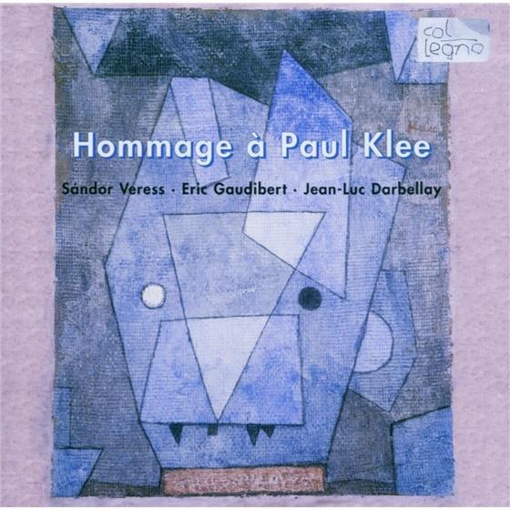 Olivier, Horn Darbellay & Jean-Luc Darbellay - Garten Fuer Orpeheus - Hommage A P. Klee
