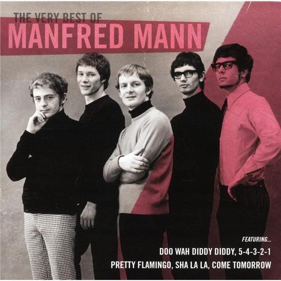 Manfred Mann - Very Best Of - Emi