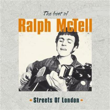 Ralph McTell - Streets Of London - Best Of (Remastered)