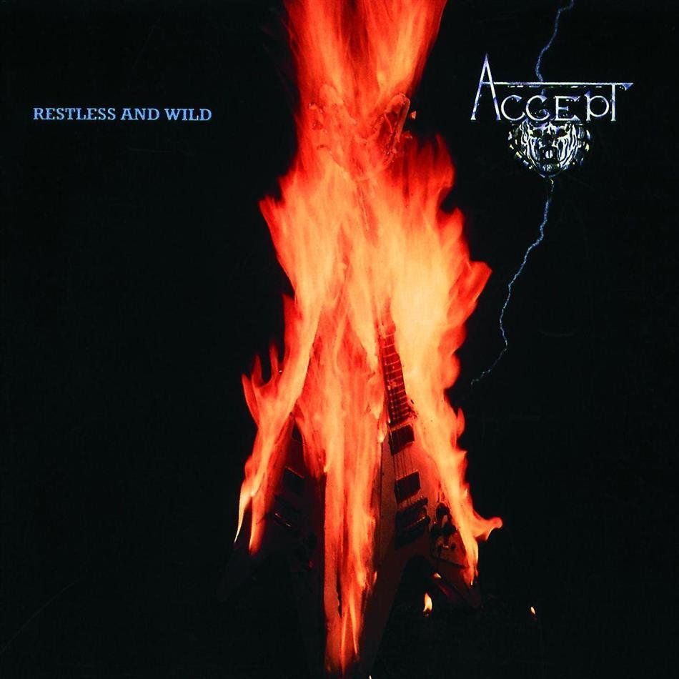 Accept - Restless & Wild (Remastered)