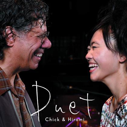 Corea Chick & Hiromi - Duet (2 CDs)