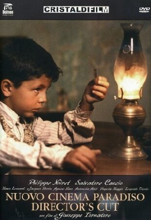 Nuovo Cinema Paradiso (1988) (Director's Cut)