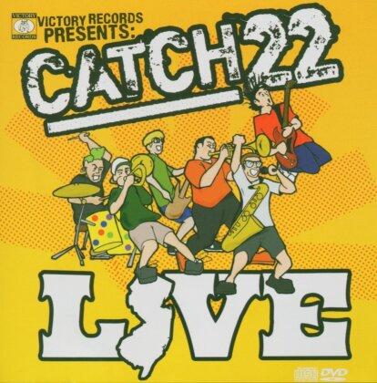 Catch 22 - Live (DVD + CD)