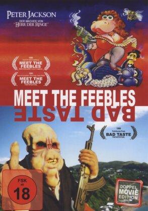 Meet the Feebles & Bad Taste (2 DVDs)