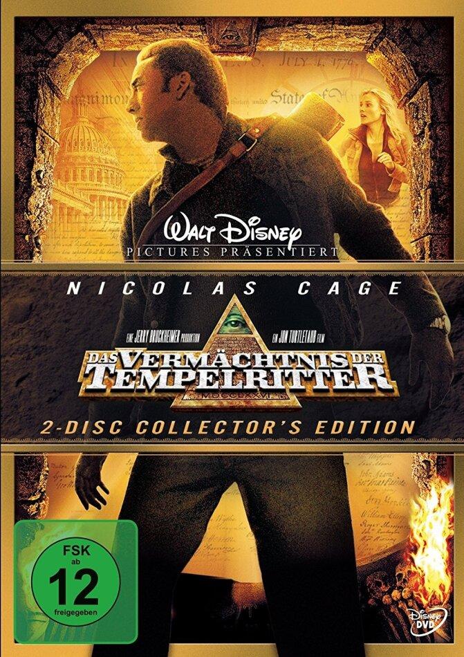 Das Vermächtnis der Tempelritter (2004) (2 DVDs)