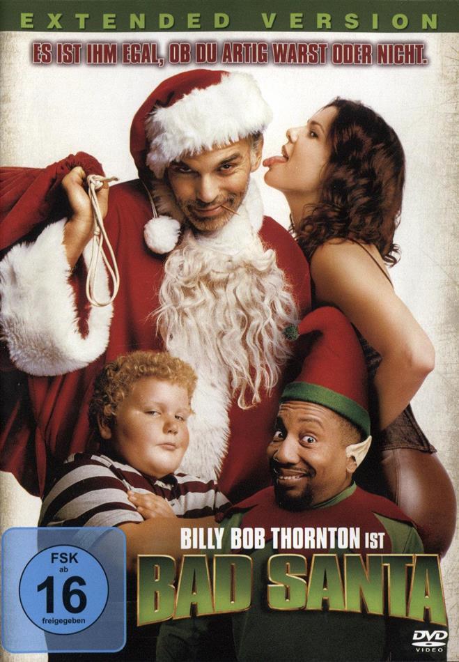 Bad Santa (2003) (Extended Edition)