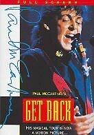 Paul McCartney - Get back - Live in concert