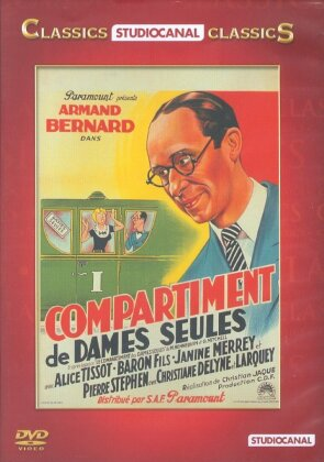 Compartiment de dames seules (1934) (n/b)