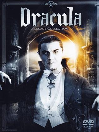 Dracula (Legacy Collection, n/b, 3 DVD)