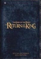 The lord of the rings - The return of the king (2003) (Extended Edition, 4 DVDs)