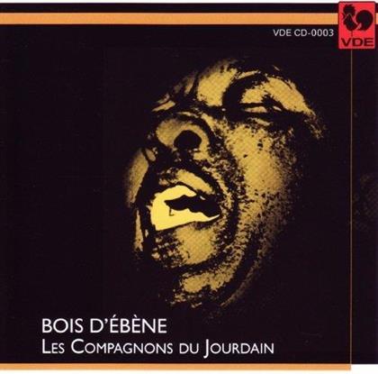 Les Compagnons Du Jourdain De & Pidoux E. (Text & Trad.) - Bois D'ebene - Les Compagnons
