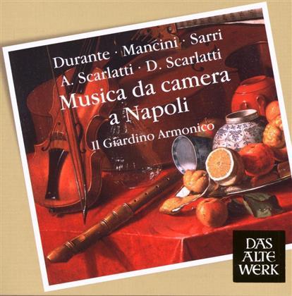 Il Giardino Armonico - Musica Da Camera A Napoli