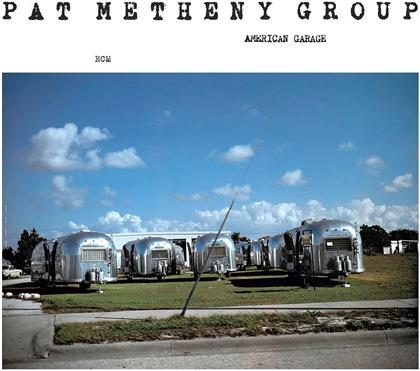 Pat Metheny - American Garage - Mini Vinyl