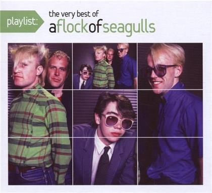 A Flock Of Seagulls - Playlist - Very Best Of