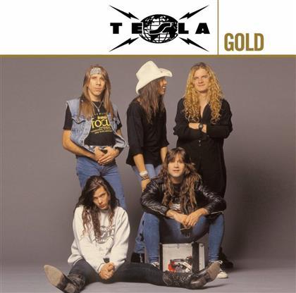 Tesla - Gold (2 CDs)