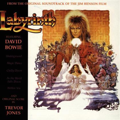 David Bowie - Labyrinth (OST) - OST (CD)